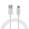 کابل تبدیل USB به microUSB مناسب گوشی های سامسونگ S4 به طول یک متر