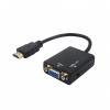 مبدل HDMI به VGA کی نت مدل HD-Conversion