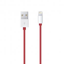 کابل تبدیل USB به لایتنینگ مدل MD818 ZM-A به طول 1 متر