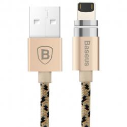 کابل تبدیل USB به لایتنینگ مغناطیسی باسئوس مدل Insnap به طول1 متر