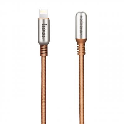 کابل تبدیل USB به لایتنینگ هوکو مدل U17 طول 2 متر