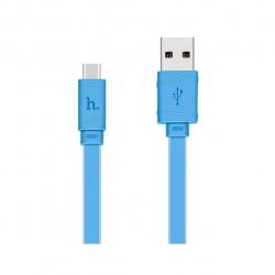 کابل تبدیل USB به Type-C هوکو مدل X5 Bamboo به طول 1 متر