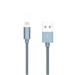 کابل تبدیل USB به Lightning الدینیو مدل LS08 به طول 1 متر