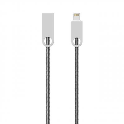 کابل تبدیل USB به لایتنینگ تسکو مدل TC 66N طول 1 متر (مشکی)