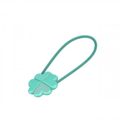کابل تبدیل USB به لایتنینگ جوی روم مدل Lucky Clover به طول 0.2  متر