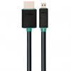 کابل تبدیل HDMI به microHDMI پرولینک مدل PB389 به طول 1.5 متر