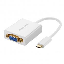 مبدل USB-C به VGA یوگرین مدل 40274