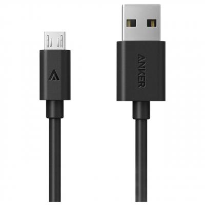 کابل تبدیل USB به میکرو USB انکر 90 سانتی متر