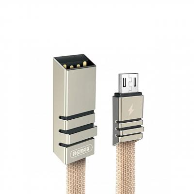 کابل تبدیل USB به microUSB ریمکس مدل RC-081 M به طول 1 متر