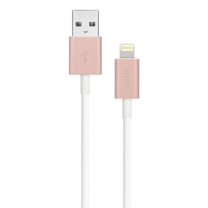 کابل تبدیل USB به لایتنینگ موشی به طول 1 متر