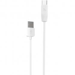 کابل تبدیل USB به USB-C هوکو مدل X1 Rapid به طول 1 متر