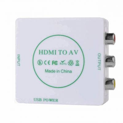 مبدل HDMI به AV مدل iFHC202HA
