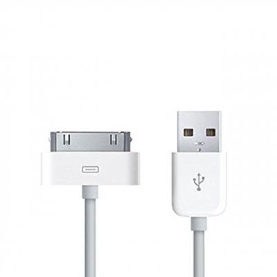 کابل تبدیل USB به 30PIN مدل MD818ZM/ZM826 طول 1 متر (سفید)
