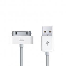 کابل تبدیل USB به 30PIN مدل MD818ZM/ZM826 طول 1 متر