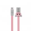 کابل تبدیل USB به MicroUSB ارلدام مدل KT13 به طول 1 متر