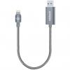 فلش مموری نزتک مدل Luv Share همراه با کابل تبدیل USB به لایتنینگ ظرفیت 64 گیگابایت
