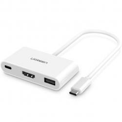 مبدل USB-C به HDMI یوگرین مدل 30377