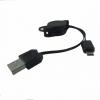 کابل تبدیل USB به microUSB مدل ke-umic به طول 0.75 متر