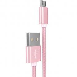 کابل تبدیل USB به microUSB هوکو مدل X2 Rapid به طول 1 متر