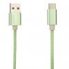 کابل تبدیل USB به Type-C یورز مدل SE7EN طول 1 متر