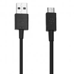 کابل تبدیل USB به microUSB بلک بری مدل ASY-28109-003 به طول 1.2 متر
