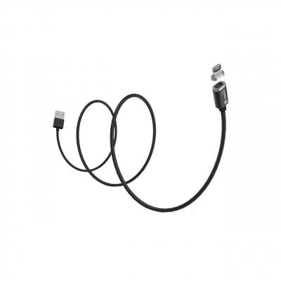 کابل تبدیل لایتینگ به USB مگنتیWKSEN مدل MINI2 طول 1 متر