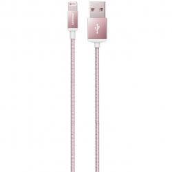 کابل تبدیل USB به لایتنینگ پایزن مدل AL06-1000 طول 1 متر