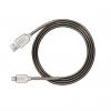 کابل تبدیل USB به microUSB دابلیو یو دابلیو مدل X30 به طول 1 متر