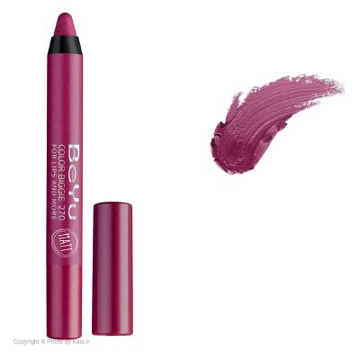 رژ لب مدادی 2 کاره بی یو مدل Color Biggie for Lip and More 270 (صورتی)
