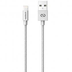 کابل تبدیل USB به لایتنینگ نزتک مدل Braided طول 1.2 متر
