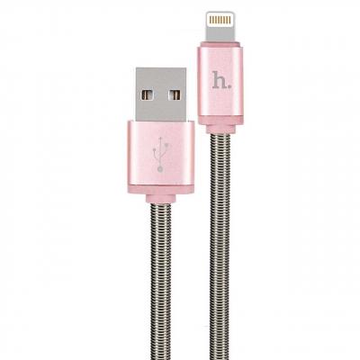 کابل تبدیل USB به لایتنینگ هوکو مدل U5 طول 1.2 متر