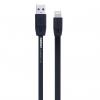 کابل تبدیل USB به لایتنینگ ریمکس مدل Full Speed طول 1 متر