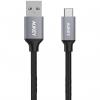 کابل تبدیل USB 3.0 به USB-C آکی مدل CB-CD3 طول 2 متر