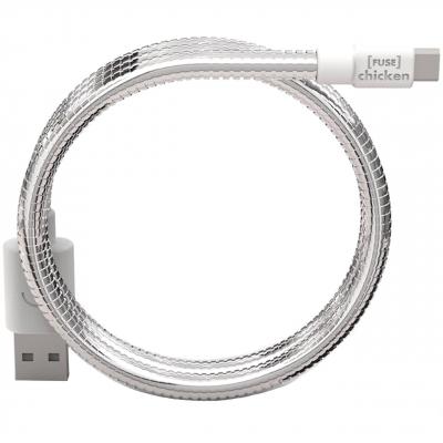 کابل تبدیل USB به microUSB فیوز چیکن مدل Titan Travel M به طول 0.5 متر