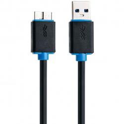 کابل تبدیل USB به microUSB 3.0 پرولینک مدل PB458 به طول 1.5 متر