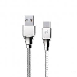 کابل تبدیل USB به USB-C جلیکو مدل KS-10 طول 1 متر
