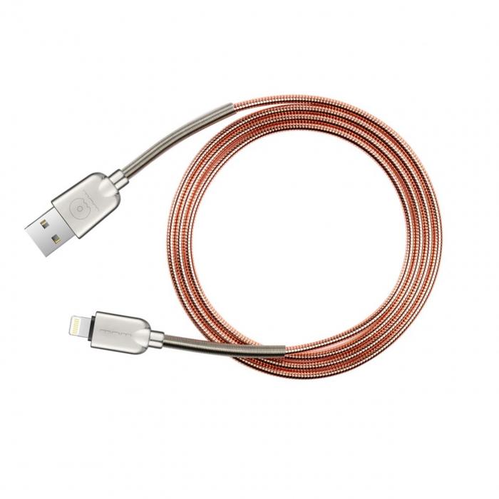 کابل تبدیل USB به لایتنینگ دابلیو یو دابلیو مدل X30 به طول 1 متر