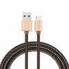 کابل تبدیل USB به microUSB امی مدل MY-448 طول 2 متر
