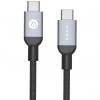 کابل تبدیل USB-C به USB-C آدام المنتس مدل CASA B200 به طول 2 متر