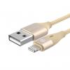 کابل تبدیل USB به لایتنینگ دویا مدل Blitz LED به طول 1.2 متر