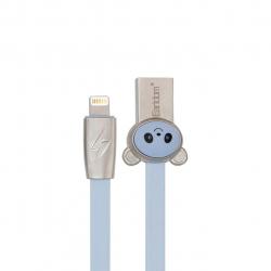 کابل تبدیل USB به لایتنینگ ارلدام مدل KT16 به طول 1 متر