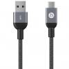 کابل تبدیل USB به USB-C آدام المنتس مدل B100 CASA به طول 1 متر