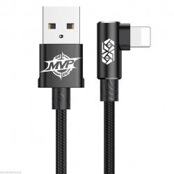 کابل تبدیل USB به لایتنینگ  باسئوس مدل Elbow به طول 1 متر