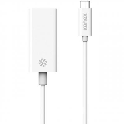 مبدل USB-C به Gigabit Ethernet کانکس مدل KU3CGBT