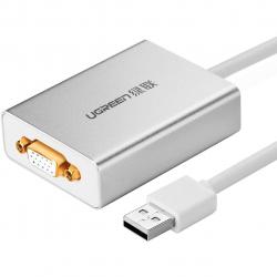 مبدل USB به VGA یوگرین مدل 40244