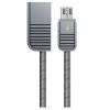کابل تبدیل USB به MicroUSB ریمکس مدل RC-088m به طول 1 متر