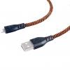 کابل تبدیل USB به لایتنینگ تاف تستد مدل TT-FC6 به طول 1.8 متر