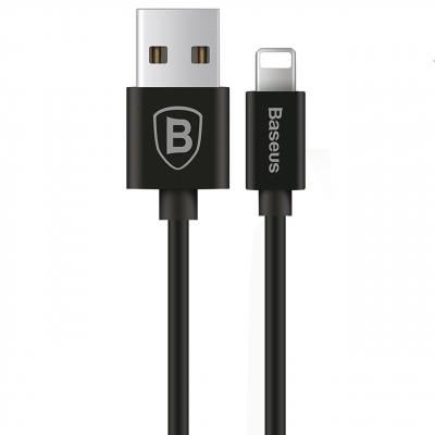 کابل تبدیل USB به لایتنینگ باسئوس مدل CALIGHTNG-EL01 طول 1.6 متر