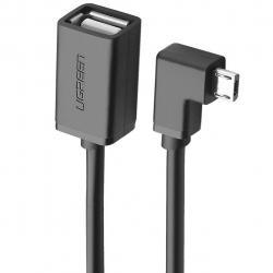 مبدل microUSB به USB 2.0 OTG یوگرین مدل 10379 Deluxe