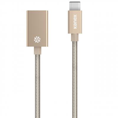 مبدل USB-C به USB 3.0 کانکس مدل KU3CAPV1-GD